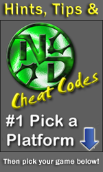 Games Cheat Codes